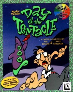 Let S Retro Day Of The Tentacle Gronkh Wiki